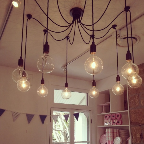 Design Library - Donna Hay General Store Woollahra - Lighting