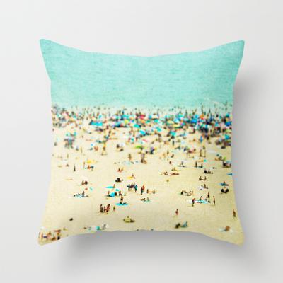 #designlibrary - Society6 - Coney Island Beach