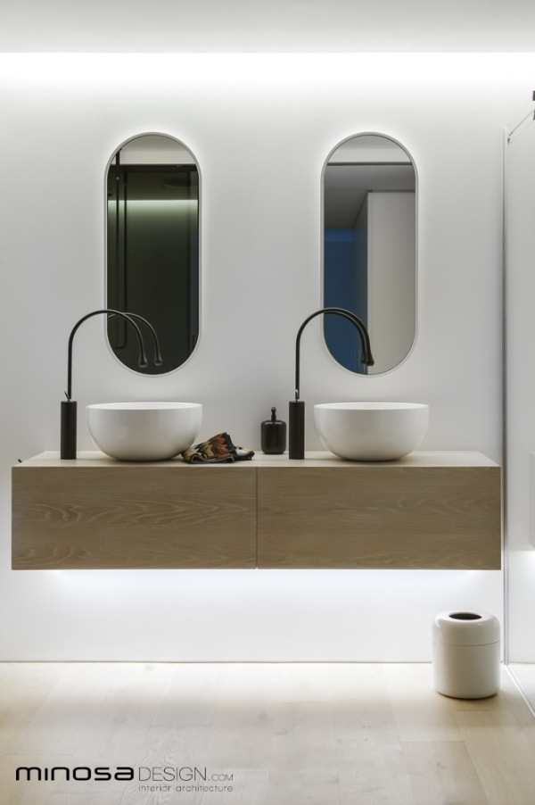 Bathroom ideas clean lines Design bathroom online australia