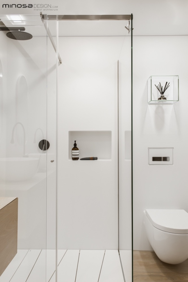 Minosa Design Shower