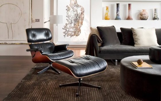 Design Classic - Eames Lounge Chair and ottoman - Design You Trust - www.designlibrary.com.au