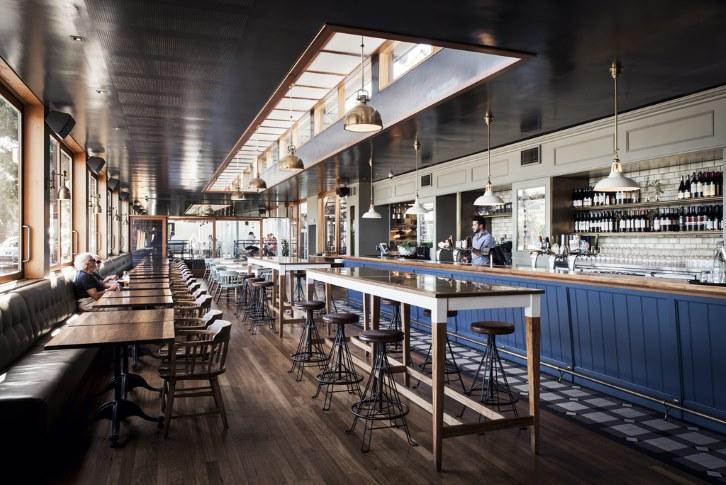 Woolwich Pier Hotel - Life In Style - Sydney - www.designlibrary.com.au