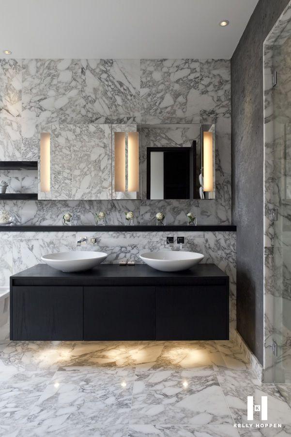 Bathroom Ideas Black White Grey Colour Palette