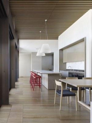 17 White Kitchen Designs Inpirations - Arch Daily - Inarc Architects - www.designlibrary.com.au