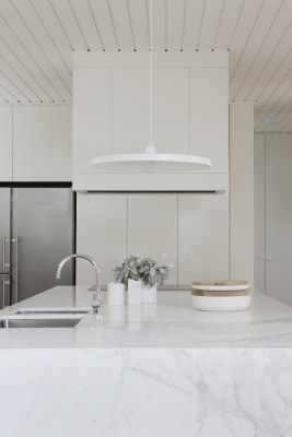 17 White Kitchen Designs Inpirations - Astra Walker - www.designlibrary.com.au