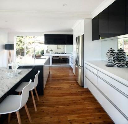 17 White Kitchen Designs Inpirations - Freedom Kitchens | www.designlibrary.com.au