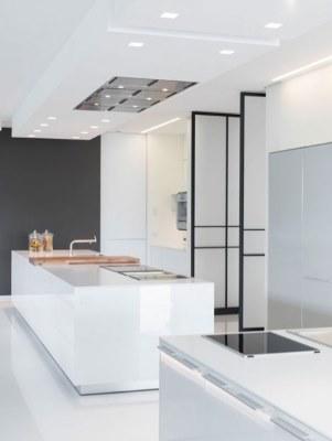 17 White Kitchen Designs Inpirations - Home Design - www.designlibrary.com.au