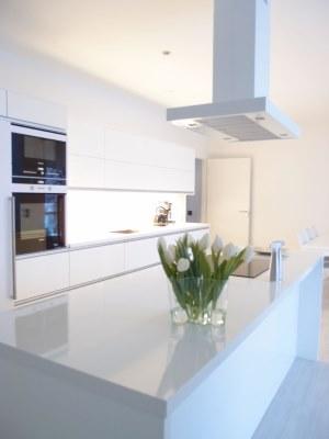 17 White Kitchen Designs Inpirations - www.designlibrary.com.au