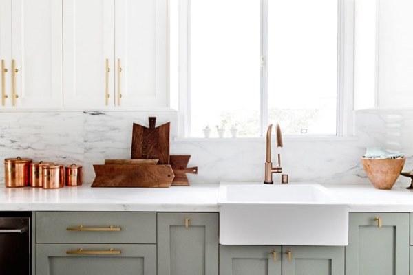 17 White Kitchen Designs Inpirations - Smitten Studio - www.designlibrary.com.au