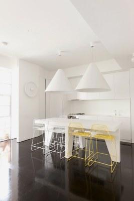17 White Kitchen Designs Inpirations - desire to inspire - www.designlibrary.com.au