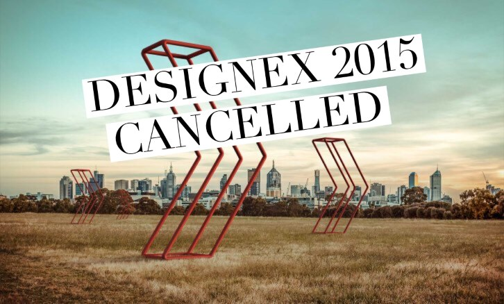 DesignEX Cancelled in 2015