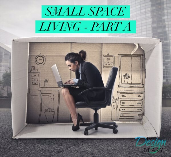 Small Space Living Part A - DesignLibrary.com.au