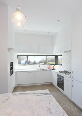 13 White Kitchen Designs Inpirations - www.designlibrary.com.au - Freedon Kitchens White