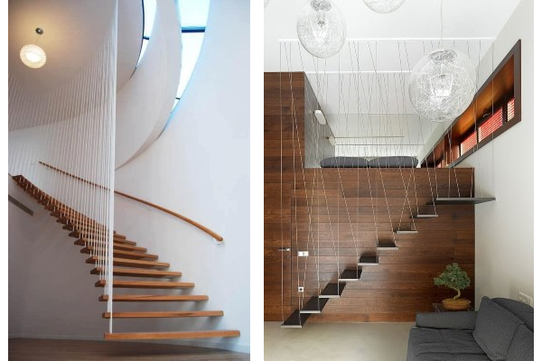 Ultimate Guide To Stairs   Stair Design Part 1 Of 3   Hanging  Suspended  Stairs