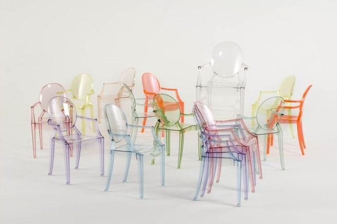 #31DaysofDesignFabulous - www.designlibrary.com.au - Day 15 - Philippe Starck - Starck + Loulou Ghost