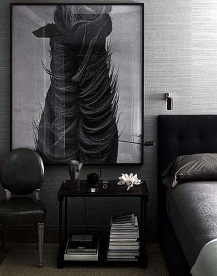 50 Shades of Grey In Interiors - arhitekturaplus.files - Grey Interiors Masculine Decor  -  www.designlibrary.com.au