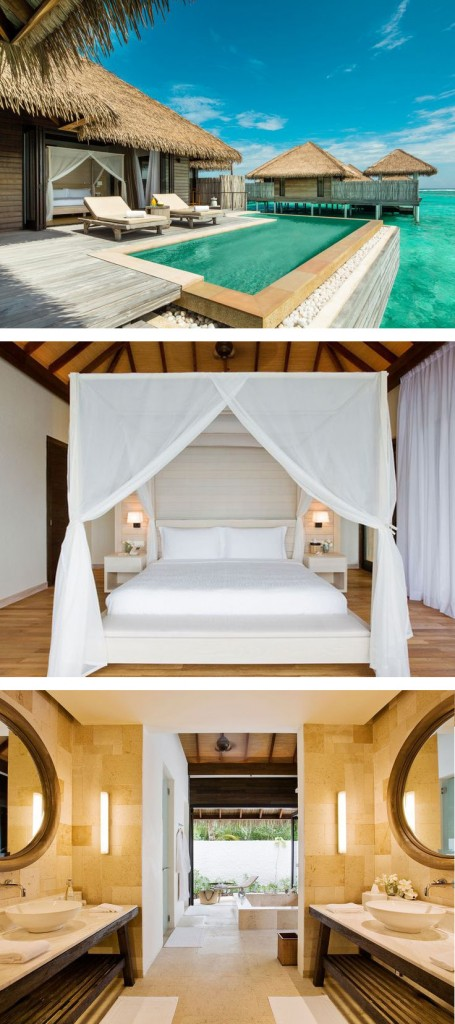 Maalifushi by COMO, Maldives -  COMO Hotels and Resorts  - Friday Finds - www.designlibrary.com.au