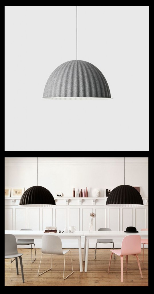Muuto - Designs - Lamps - Pendants - Under The Bell - Designed by Iskos-Berlin  - Friday Finds - www.designlibrary.com.au