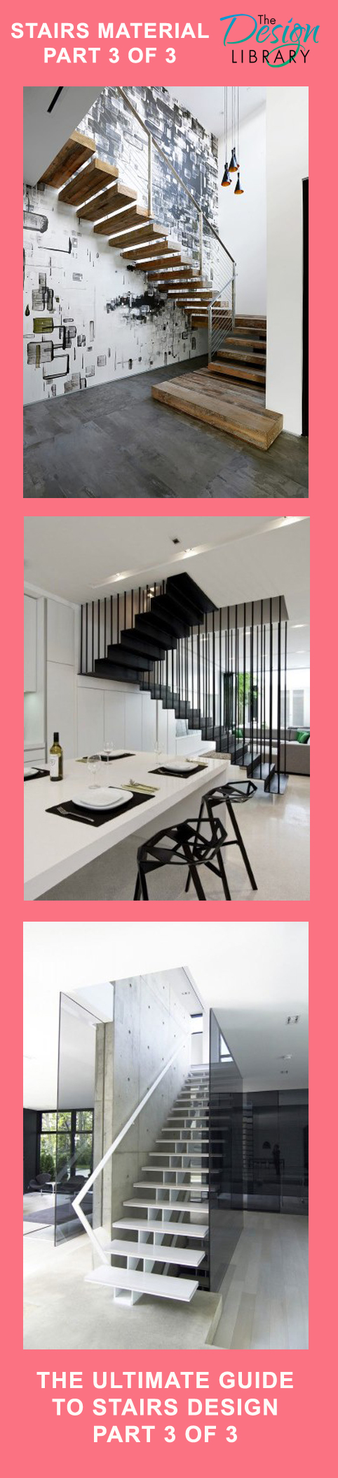 The ultimate guide to stairs stairs material part 3 of 3 for Apartment design guide part 3