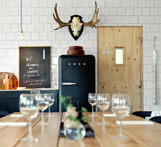 Interior design magazines real living april 2015design for Smeg kitchen designs
