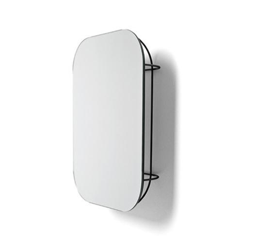 The Minimalist Menu mirror in black - 1024x1024 - Interior Design Magazines - Real Living April 2015 - www.designlibrary.com.au