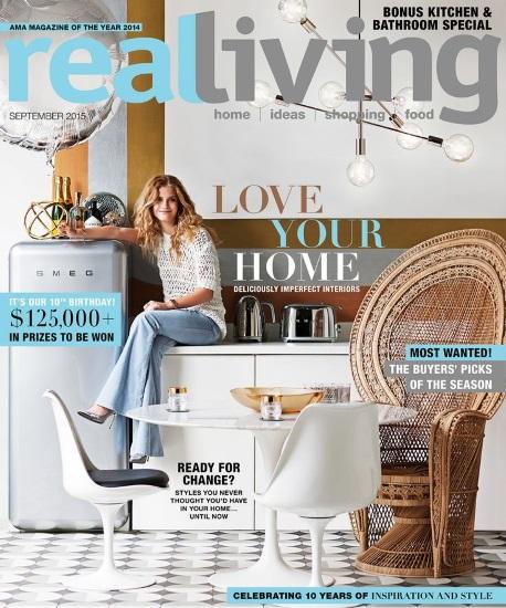 Interior Design Magazines: Real Living